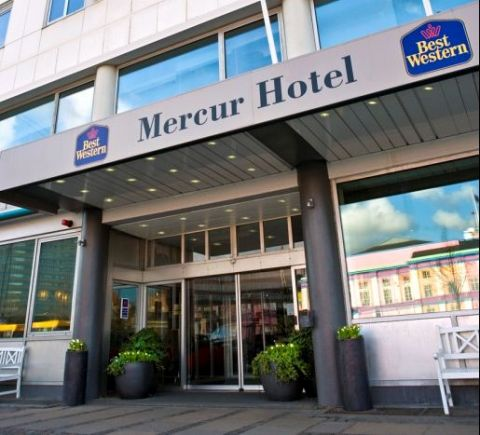 Mercur hotel