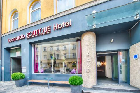 Leonardo Boutique Hotel Munich