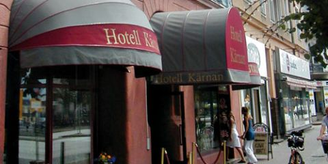 Hotell K&auml;rnan