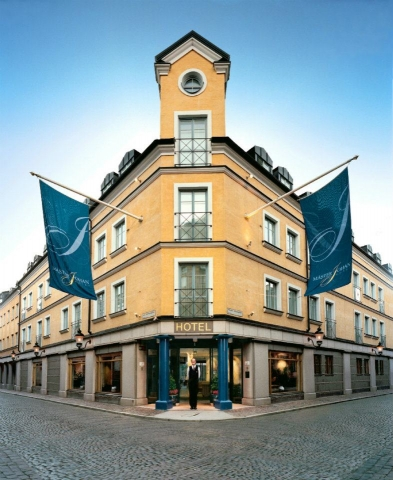 Hotel M&auml;ster Johan