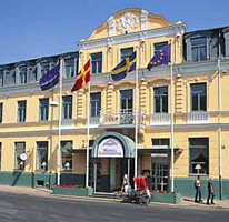 Hotell Continental Ystad