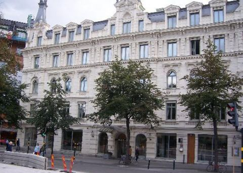 Elite Hotel Stockholm Plaza