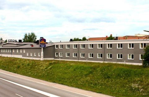 Best Western W&aring;xn&auml;s Hotel