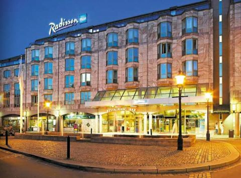 Radisson Blu Scandinavia Hotel