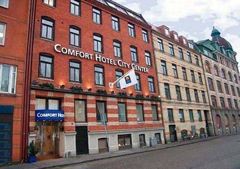 Comfort Hotel City Center