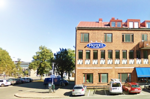 Hotell Sk&ouml;vde