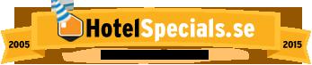 HotelSpecials.se - 10 år av fantastiska hotellerbjudanden!