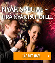 Fira nyår på hotell?