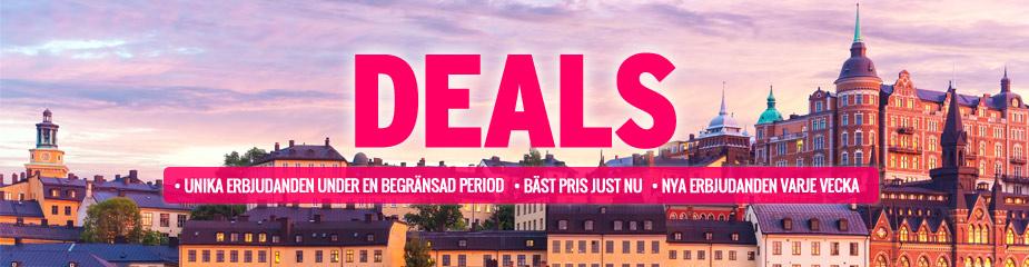 Deals HotelSpecials.se