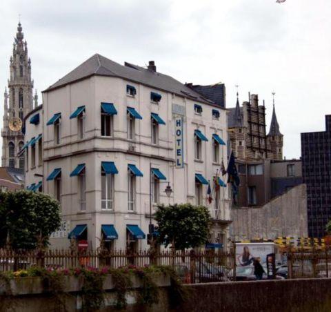 Hotel Antigone Antwerpen