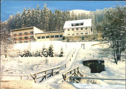 Waldpension Pfeiferhaus