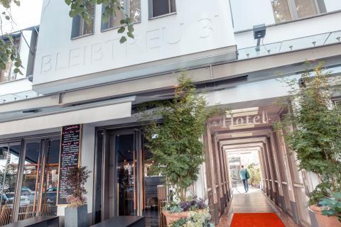 Hotel Bleibtreu Berlin by Golden Tulip