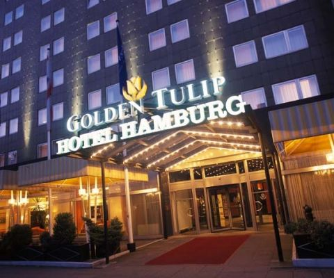 Golden Tulip Berlin - Hotel Hamburg