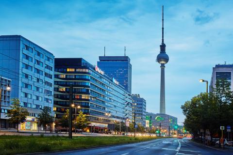 Foto på H4 Hotel Berlin Alexanderplatz
