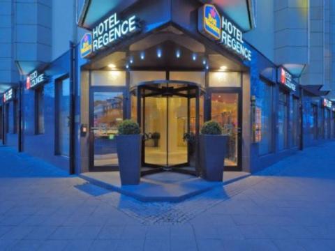 BEST WESTERN Hotel Regence