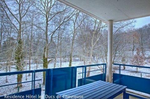 Foto på Residence Hotel Les Ducs de Chevreuse