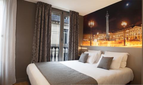 Hotel Peletier Haussmann Opera