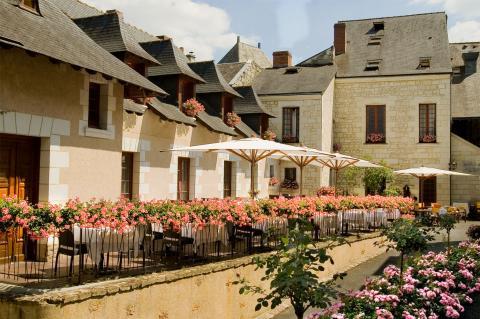 Foto på Hostellerie La Croix Blanche
