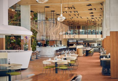 Foto på Hotel Jakarta Amsterdam