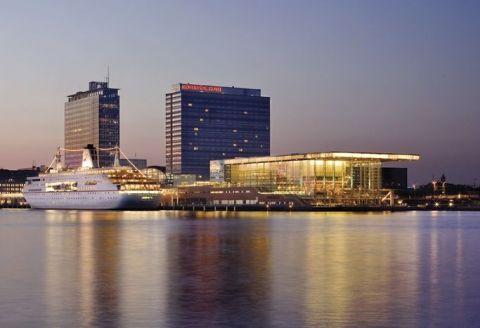 Mövenpick Hotel Amsterdam City Centre
