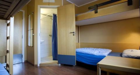 Tvåbäddsrum (privat badrum)