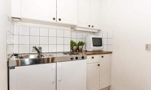 Rosenborggate 24 - Budget Studio apartment (2 beds)