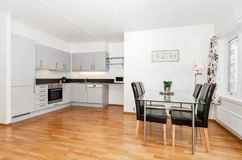 Pilestredet Park - Studio apartment (1 bed)