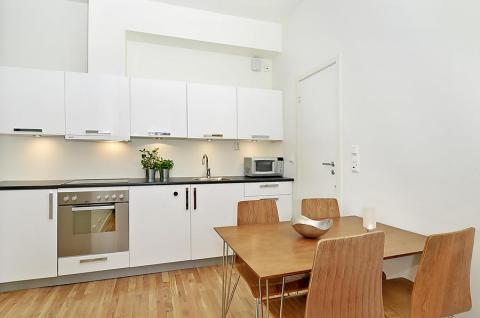 Sven Bruns gate - Studio apartment (1 bed)
