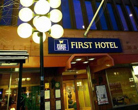 First Hotel Brage