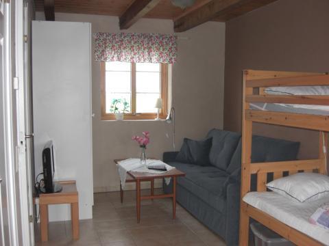 Lägenhet för 2-4 personer
