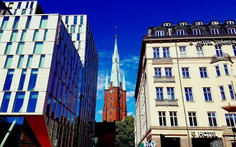 Foto på Hotel Terminus Stockholm
