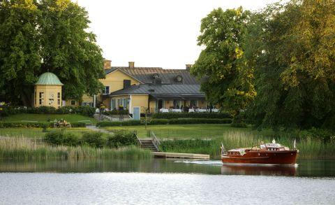 Foto på Stallmästaregården
